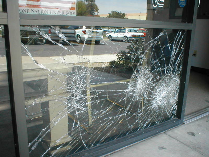 Storefront Glass Repairs Glass Texas Commercial